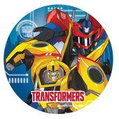 Tanierik veľký Transformers RID