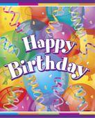 Taštičky Brilliant Birthday