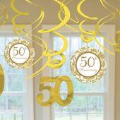 Visiace špirály 50th Anniversary