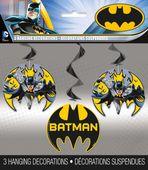 Visiace špirály Batman