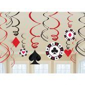 Visiace špirály Casino