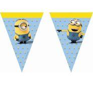 Vlajočky Mimoni Lovely