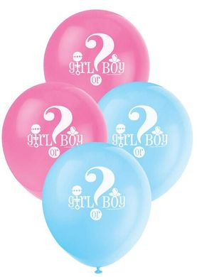 Balóny Gender Reveal
