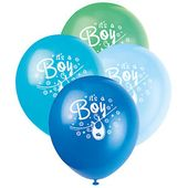 Balóny It's a boy