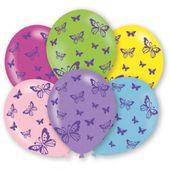 Balóny Motýle