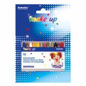Farbičky na make up 12 ks