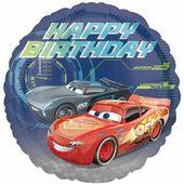 Fóliový balón HB Cars