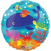 Fóliový balón Pod morom