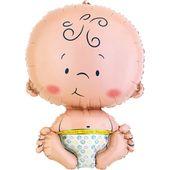 Fóliový balón supershape Baby