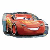 Fóliový balón supershape Cars 3 - Lightning McQueen
