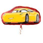 Fóliový balón supershape Cars - Cruz a Jackson