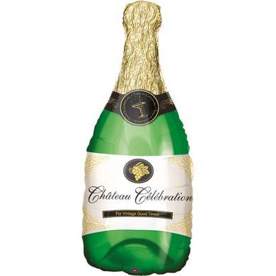 Fóliový balón supershape Champagne