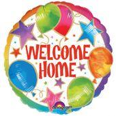 Fóliový balón Welcome Home Celebration