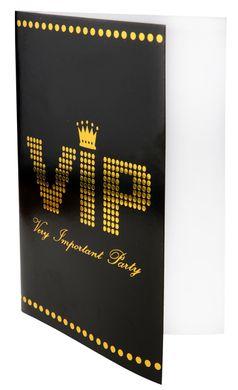 Kartičky VIP