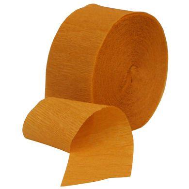Krepový papier goldenrod