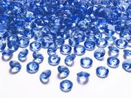 Kryštalové diamanty modré