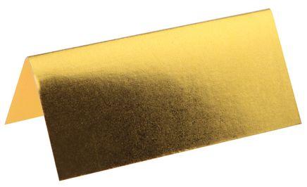 Menovky metalické zlaté