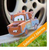 Model autíčka Mater