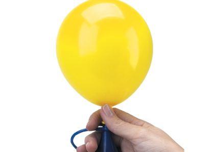 """Plnenie latexových balónov héliom 11"""""""