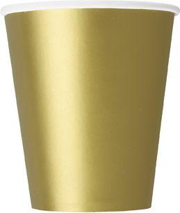 Pohárik zlatý