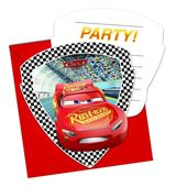 Pozvánky Cars 3