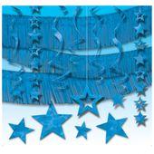 Sada dekorácií modrá