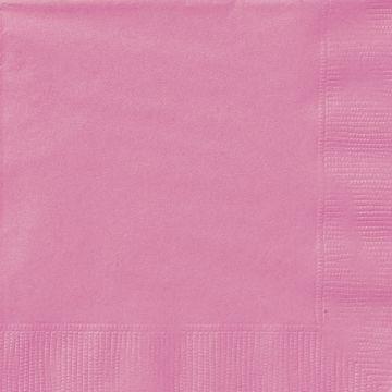 Servítky hot pink