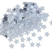 Konfety Star strieborné