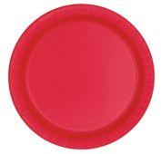 Tanierik veľký červený