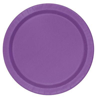 Tanierik veľký fialový (16 ks)
