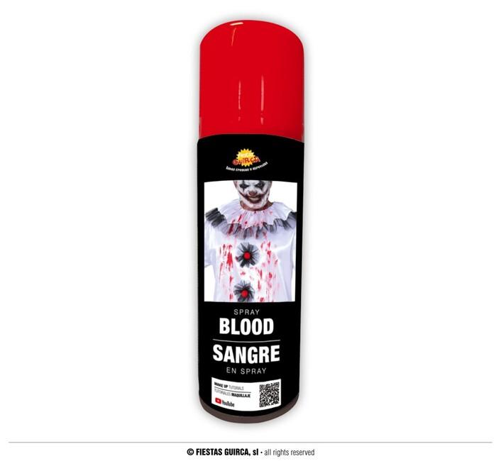 Guirca Sprej Umelá krv 75ml