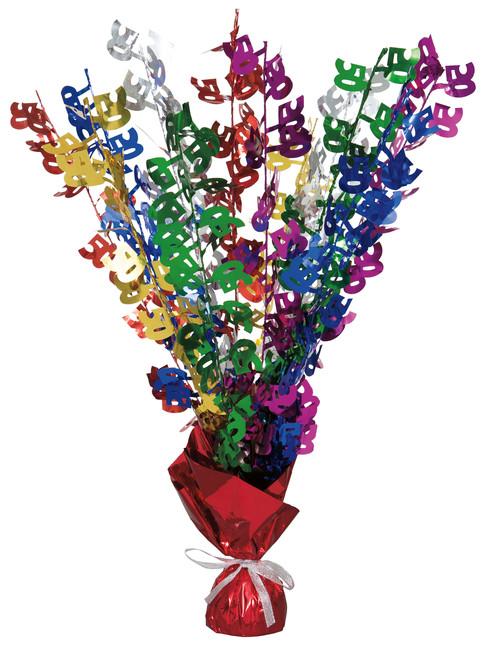 Unique Stolová dekorácia 50.narodeniny 50cm