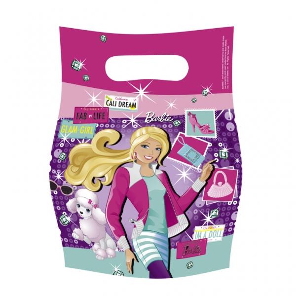 Amscan Tastičky Barbie 6ks
