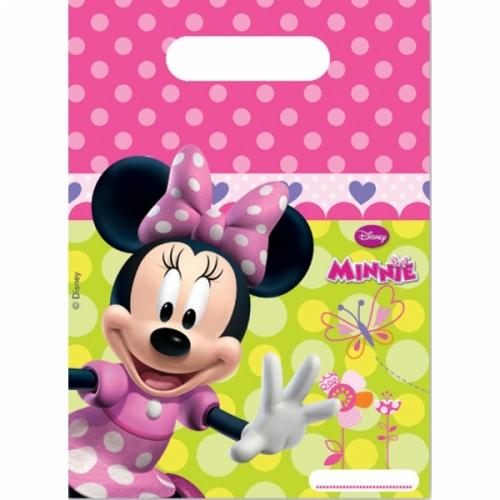 Procos Taštičky na darčeky Minnie 6ks