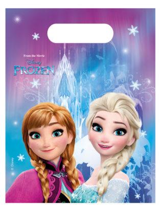 Procos Taštičky na darčeky Frozen Lights 6ks