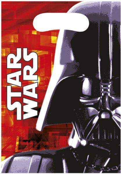 Procos Taštičky na darčeky Star wars 6ks
